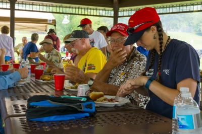 Photos from the annual Smoky Mountain Model A picnic held at The Cove, Knoxville, TN